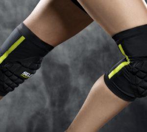 6291_knee support_handball youth_profcare_black