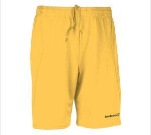Calção Standard Amarelo