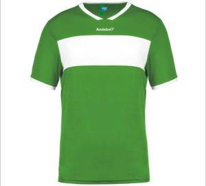 Camisola de Jogo Zagreb Verde-Branco