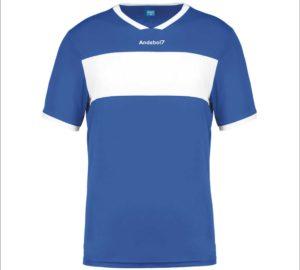 Camisola de jogo Zagreb Azul-Branco