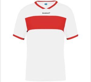Camisola de jogo Zagreb Branco-Vermelho