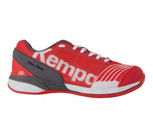 Kempa-Statement-Attack-Pro-fire-red-grau-weiss-1